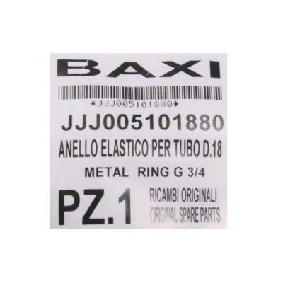 Кольцо эластичное d=18 JJJ5101880
