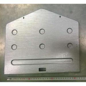Крышка термоизоляционной панели передняя JJJ5111840