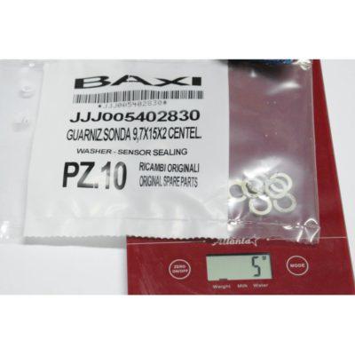 Уплотнение датчика температуры (NTC) 9.7X15X3 JJJ5402830