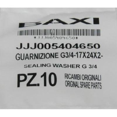 Уплотнение G. 3/4 17x24x2 JJJ5404650