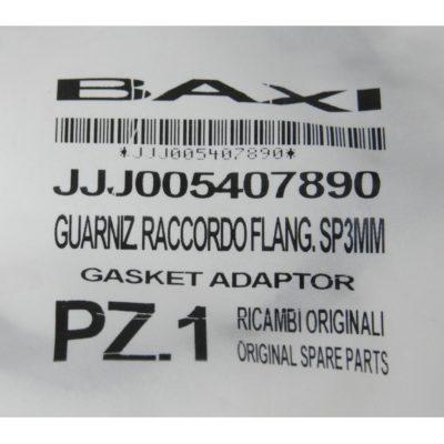 Уплотнение адаптера системы удаления продуктов сгорания JJJ5407890