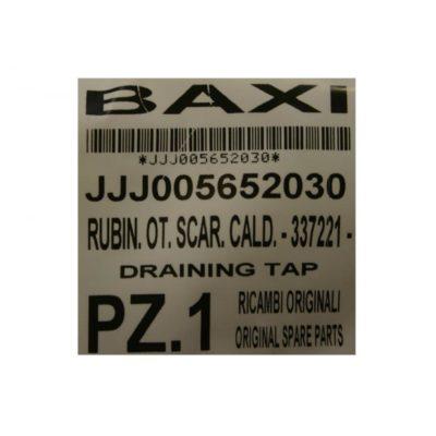 Кран слива JJJ5652030