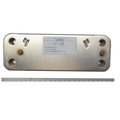Теплообменник вторичный пластинчатый JJJ5655780