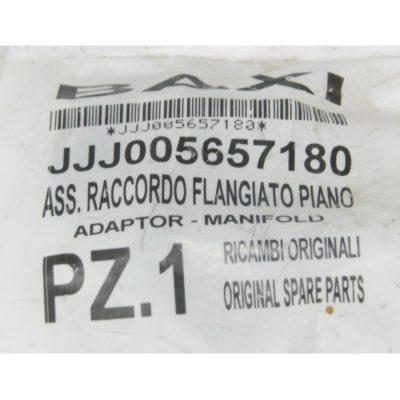Фланец с прокладкой рампы подачи газа в сборе JJJ5657180