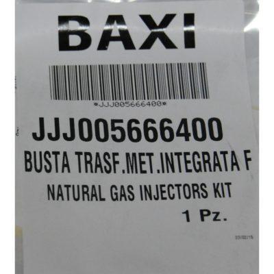 Инжекторы для природного газа комплект JJJ5666400