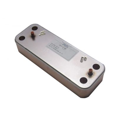Теплообменник ГВС пластинчатый вторичный на 16 пластин JJJ5686690