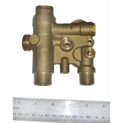 Клапан 3-ходовой в сборе JJJ5693870