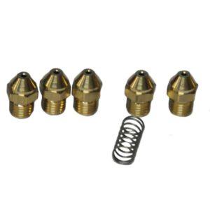 Инжекторы для природного газа (18x1,18) комплект JJJ608440