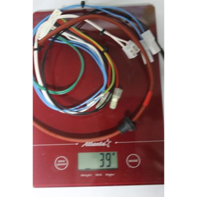 Проводка электрическая (от разъема платы Х5 к датчику протока, датчику NTC ГВС, гидр. прессостату) JJJ710696800