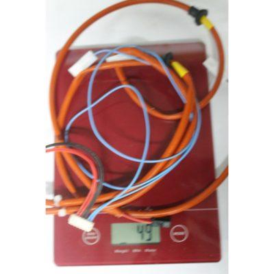 Проводка электрическая низковольтная (от разъем платы Х4 к термостату перегрева, датчику NTC отопления, пневмореле) JJJ710696900