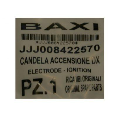 Электрод розжига (или контроля пламени) JJJ8422570