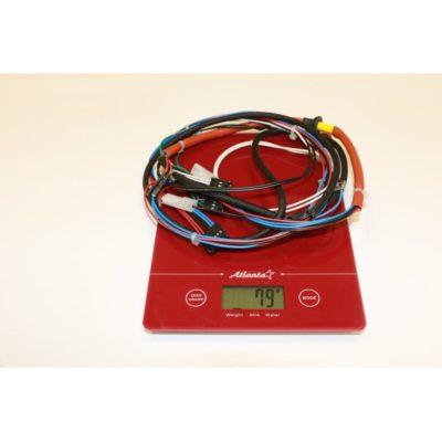 Проводка электрическая (от разъема платы CN2 к модулятору газового клапана, реле минимального давления, датчику Холла, датчику температуры ГВС). JJJ8512590