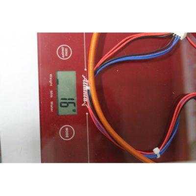 Проводка электрическая низковольтная (от разъем платы Х4 к термостату перегрева, датчику NTC отопления, термостату тяги) JJJ8513650