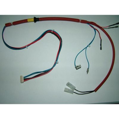 Проводка электрическая низковольтная (от разъем платы Х4 к термостату перегрева, датчику NTC отопления, пневмореле) JJJ8513670