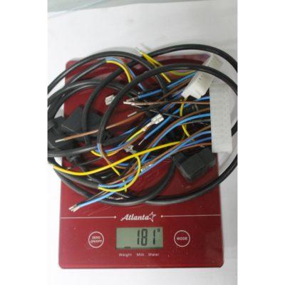 Проводка электрическая (от разъема платы Х3 к клеммной колодке, насосу, газ. Клапану SIT) JJJ8513930