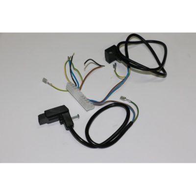 Проводка электрическая (от разъема платы Х3 к клеммной колодке, насосу и газ. клапану) JJJ8514040