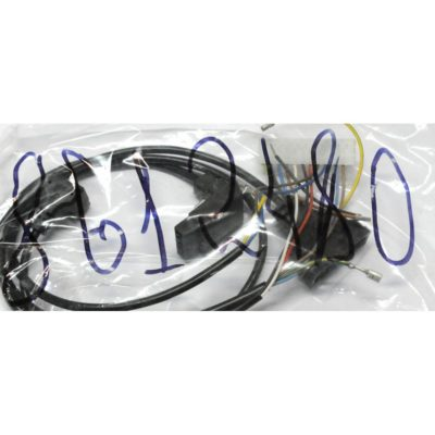 Проводка электрическая (от разъема платы Х3 к клеммной колодке, трехходовому клапану, насосу, газ. Клапану Honeywell) JJJ8612480