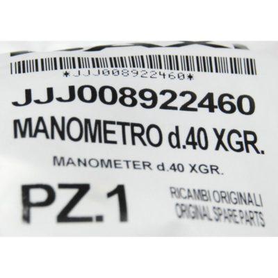 Манометр JJJ8922460